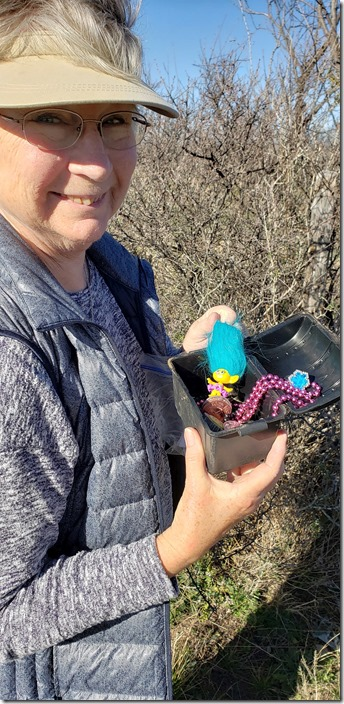 70th BD Geocaching