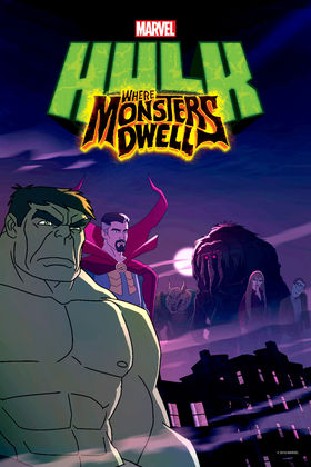 Marvel's Hulk Where Monsters Dwell -  Truy tìm quái vật