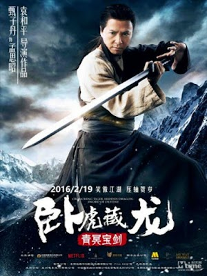 Phim Ngọa Hổ Tàng Long 2: Thanh Minh Bảo Kiếm - Crouching Tiger, Hidden Dragon: Sword Of Destiny (2015)