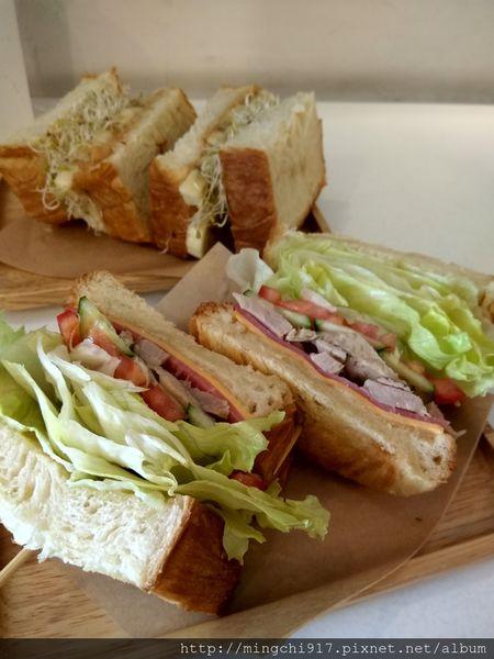 謬思手作屋 Muse sandwich