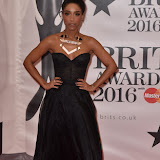 OIC - ENTSIMAGES.COM - Lianne La Havas at the  The BRIT Awards 2016 (BRITs) in London 24th February 2016.  Raymond Weil's  Official Watch and  Timing Partner for the BRIT Awards. Photo Mobis Photos/OIC 0203 174 1069