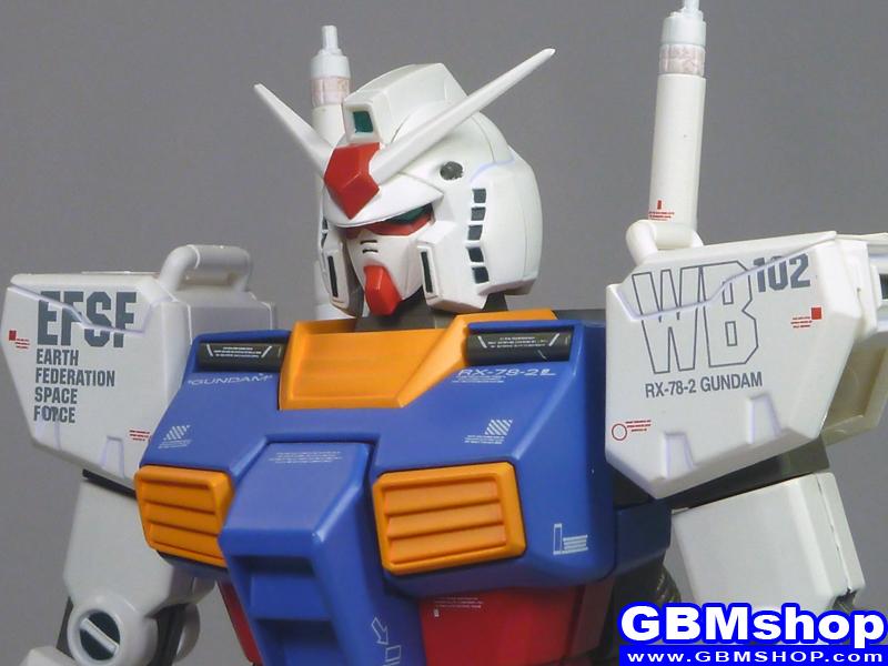 Gundam Fix Figuration METAL COMPOSITE #1001 RX-78-2GUNDAM Ver.Ka with G-FIGHTER