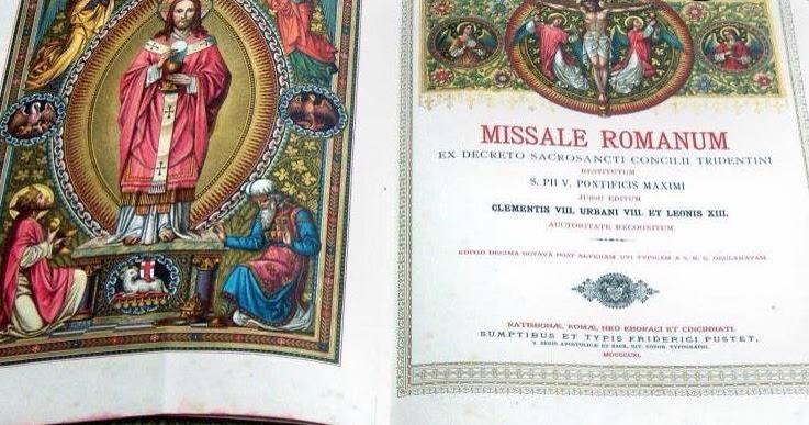 Resultado de imagem para língua litúrgica no Rito Romano