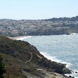 baker beach in San Francisco in San Francisco, California, United States