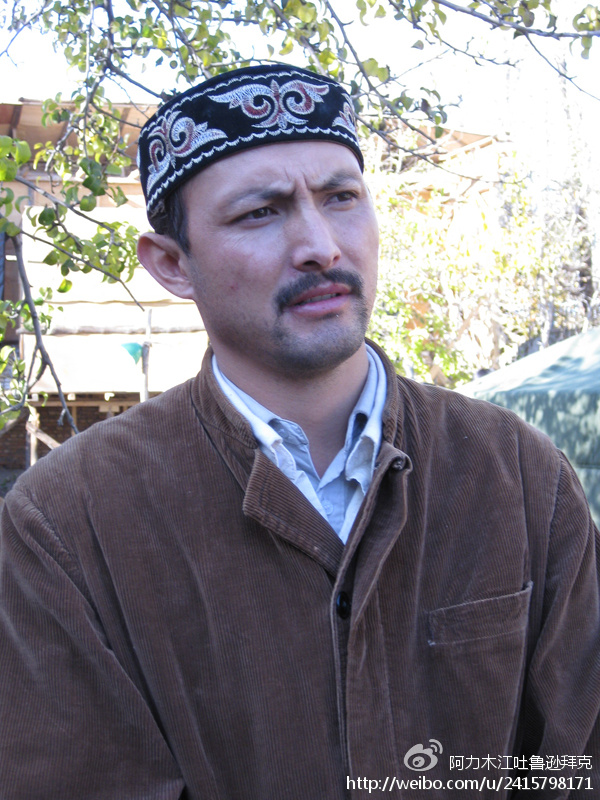 Ah Li Mu Jiang China Actor