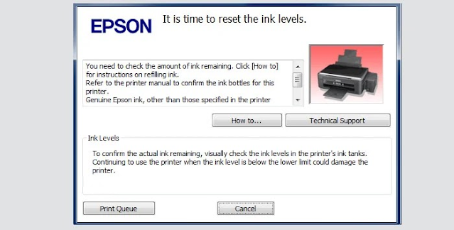 How to Reset Plus Resetter Epson L405 Software for Free