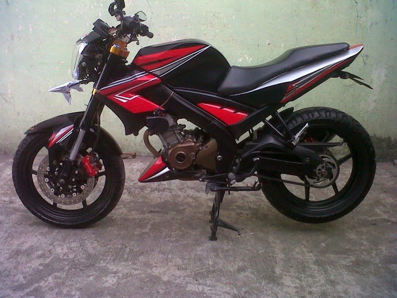 modif byson street fighter