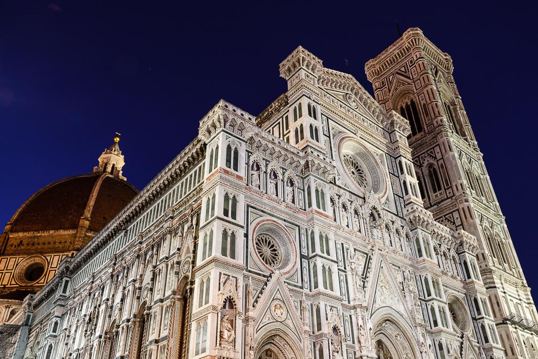 Флоренция - просыпающийся город