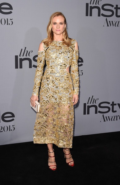 Diane Kruger attends the InStyle Awards