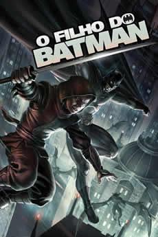 capa O Filho do Batman