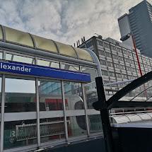 FNV Regionaal Vakbondshuis Rotterdam