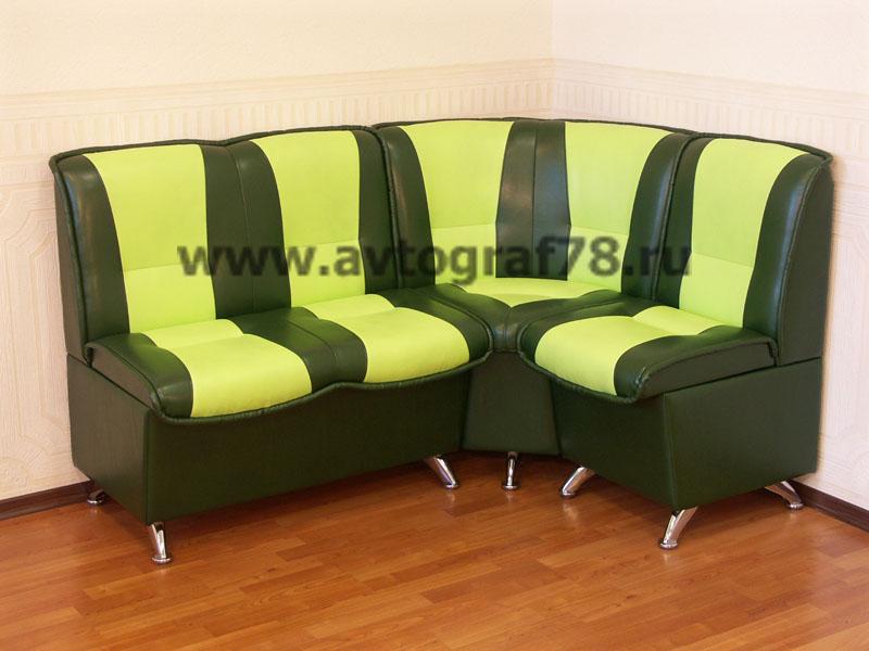 """Модель """"Фантазия"""" набор: диван 900 мм, угловая секция, кресло 450 мм (Royal 59-46)"""
