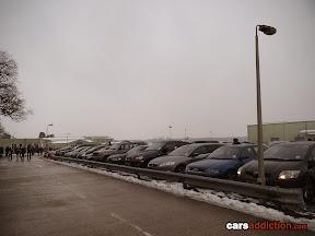 Top Gear Audience Car Park