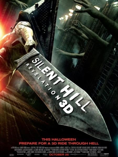 Chìa khoá của quỷ - Silent Hill: Revelation 3D (2012)