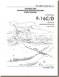 HAF-F16CD Flight Special Manual