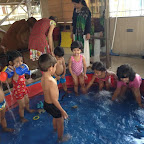 Water Play activity - Play Group Section, Witty World(15-16)