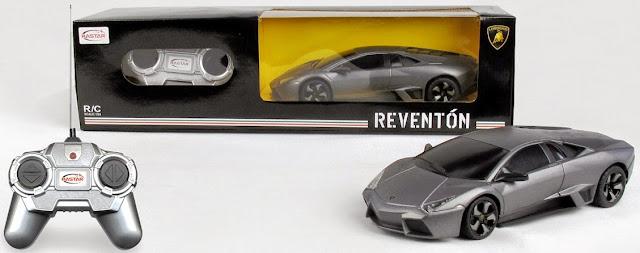 Mô hình Lamborghini Reventon điều khiển từ xa là món đồ chơi bổ ích và lý thú