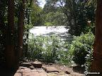 Kleiner Teich mitten im Artsfactory Gelände