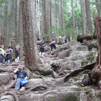 Vancouver - Grouse Mountain - Grouse Grind Trail