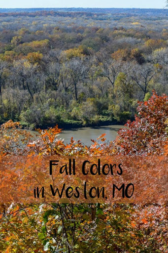 Fall Colors in Weston, MO