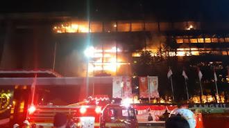 Gedung Kejagung Terbakar, Ini 5 Kasus Gede Yang Sedang Ditangani