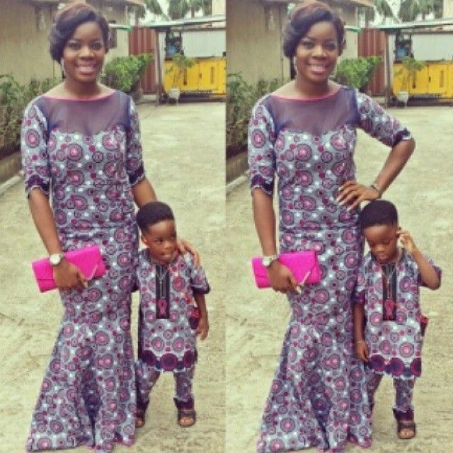 African Dress Styles For Kids How Make Your child LookSpectacular 18