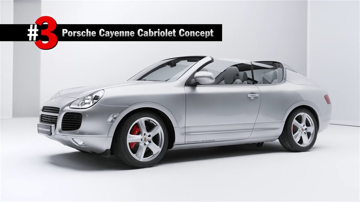Cayenne Cabriolet Concept