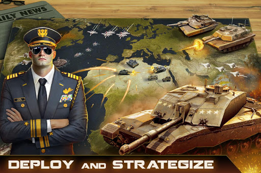 War Zone: World War - Free Strategy Games 0.150 de.gamequotes.net 1