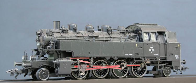 Modeli parnih lokomotiva DRG M28831-Lv