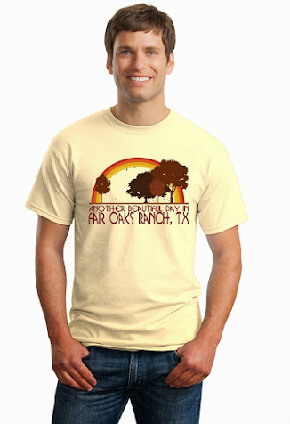 I'd Rather Be In Fair Oaks Ranch T-Shirt, 78015