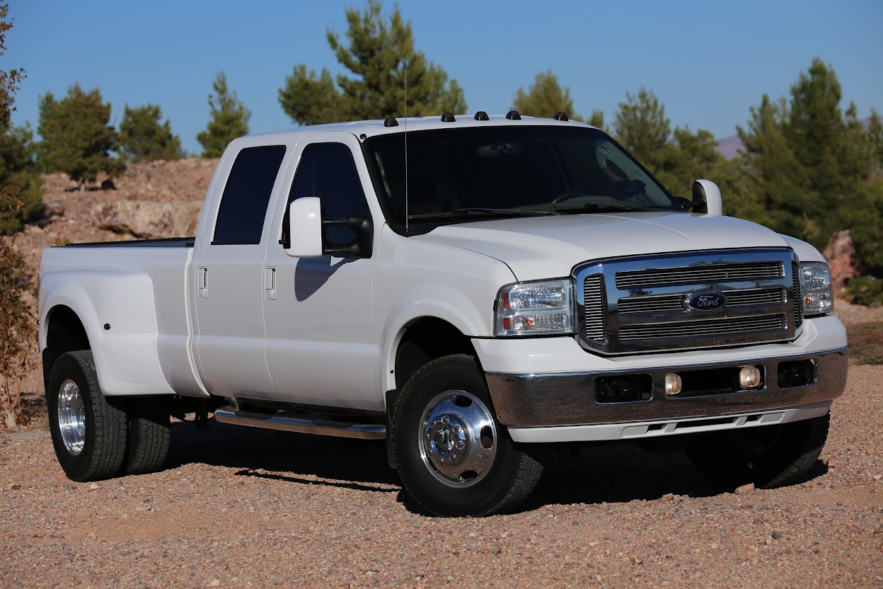 2005 ford f 350 sd crew cab king ranch 4x4 power stroke. Black Bedroom Furniture Sets. Home Design Ideas