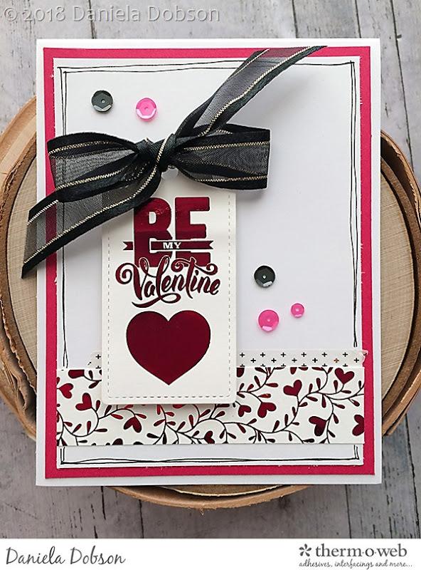 Valentine by Daniela Dobson