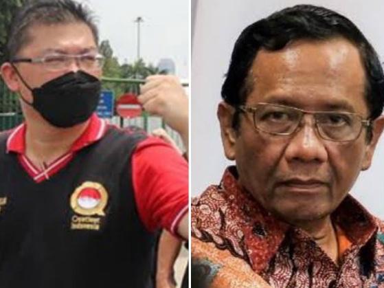 Setelah Dugaan Polda Metro Jaya Sarang Mafia Dibongkar LQ Indonesia Lawfirm, Kini Viral Tagar Percuma Lapor Polisi, Mahfud Khawatir Kepercayaan Masyarakat Turun Atas Polri