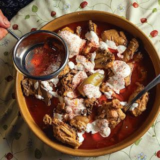 Chicken Paprikash (PaprikáS Csirke) Recipe