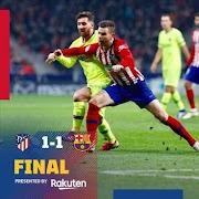 Atletico Madrid 1-1 Barcelona, Ousmane Dembele Scores! (Details, Full Results)