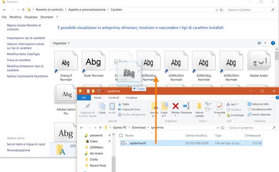 copiare-file-font