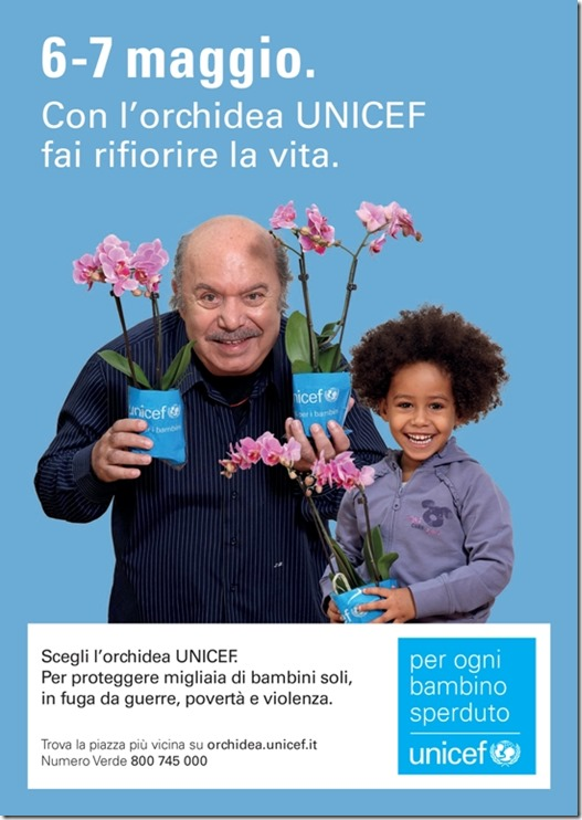 Unicef Orchidea 2017 A4