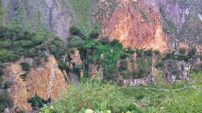 Perú — Cañon del Colca