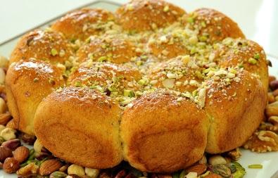 food 93234   معجنات رمضان جديده طريقة تحضير خلية النحل