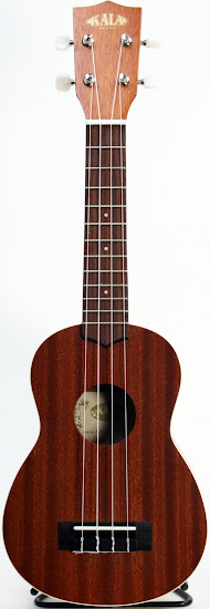 Kala long neck supersoprano at Lardy's Ukulele database