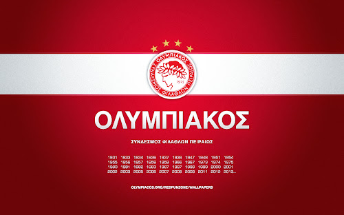 olympiakos wallpapers 2010
