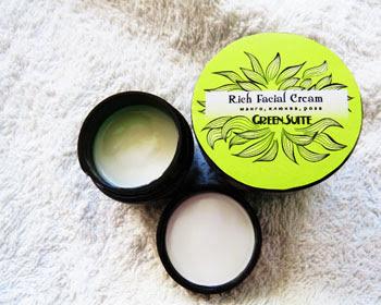 питательный крем для сухой кожи из натуральных компонентов