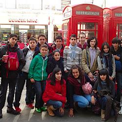 IES Vegas Bajas en Londres