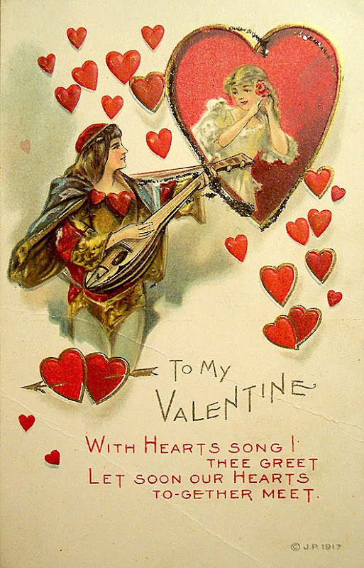 открытки_Valentine's Day_Vintage_06