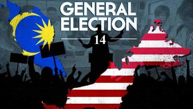 #GE14 : Pressure Cooker Seats In Sarawak