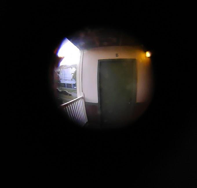 A ray of hope thru Quarantine Windows