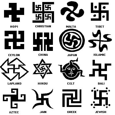 Gypsy Mystery Symbol Spotlight Swastika