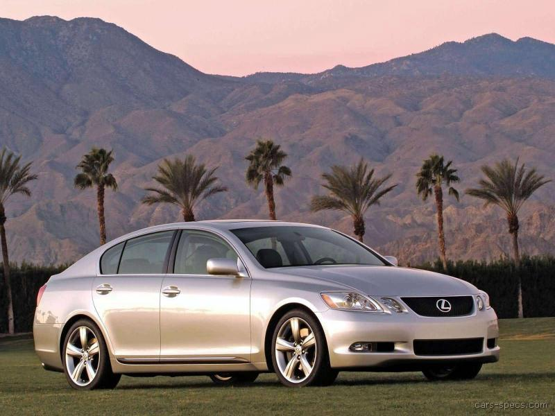 2008 lexus gs 350 sedan specifications pictures prices. Black Bedroom Furniture Sets. Home Design Ideas