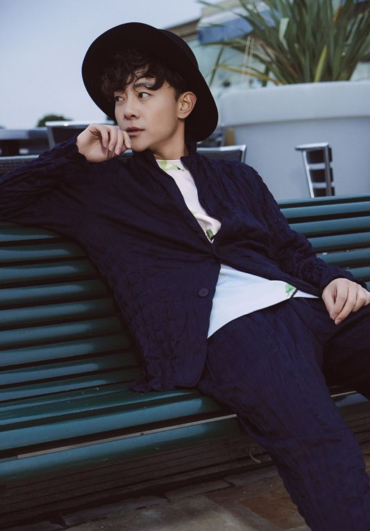 Zhang Haoran China Actor