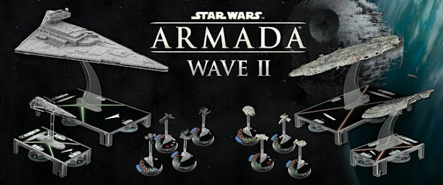 Star Wars Armada Wave 2